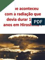 Hiroshima e Brasil