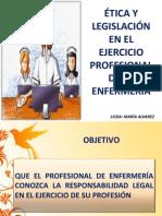 Presentación1ÉTICA Y LEGISLACIÓN EN EL CUIDADO HUMANO (2)