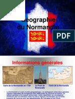 Géographie du Normandie