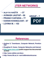 Computer Networks - Group 7,Div b (1)