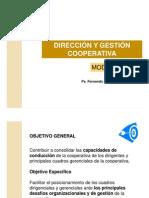 Curso Cooperativas-MODULO 1- LAS NUEVAS REGLAS de JUEGO [Modo de Compatibilidad]