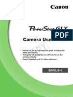 Canon Power Shot G1x