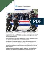 LIBRO Y FUSIL Un aspecto de la educación paraguaya