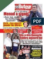 LE BUTEUR PDF du 25//09/2012