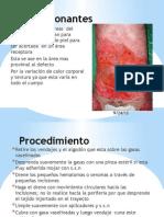 quemaduras  + Fenestrada,  colgajos , ulceras áreas donares
