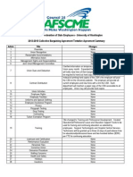 UW/HMC 2013-2015 Tentative Agreement Summary