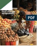 Meta-Evaluation of ACF Fresh Food Voucher Programs