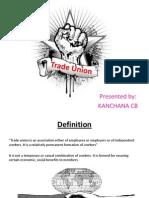 Final Trade union