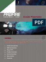 Profire Investor's PowerPoint 9.12.12
