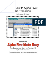 Transicion Alpha 4 a Alpha 5