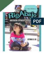 2012 Rio Abajo Becker Street Festival