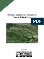 Dossier Campamento Romano de Campo de Las Cercas