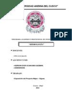 PROYECTO INTEGRAL DE IRRIGACIÓN MAJES-SIGUAS