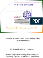 Basics of Heat Exchangers