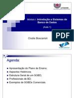 Introdução a Sistemas de Banco de Dados