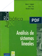 Análisis de Sistemas Lineales - mario e salgado, juan i yuz & ricardo a rojas