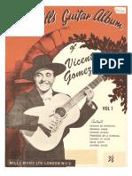 Vicente Gomez - Mills Guitar Album
