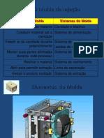 (AULA - 04-12) - Introdução a moldes de injeção - Materiais para molde