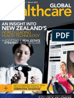 Global Healthcare Cook Medical Article, March 2012