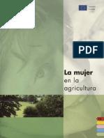 La Mujer en La Agricultura 2002