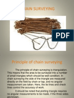 Chain Surveying (93-2003)