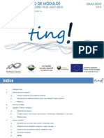 SLIDE Técnico openERP - Desarrollo de módulos - Ting!