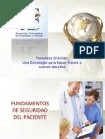 Generalidades Seguridad Del Paciente