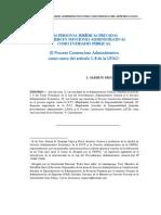 Personas jurídicas privadas como Administración Pública-LPCA