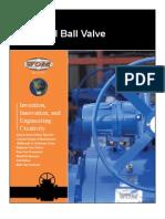 Ball Valve Model 30