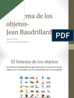 Protocolo Jean Baudrillard