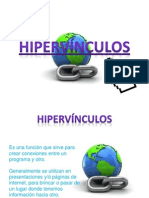 hipervínculos en Power Point