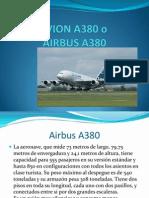 Cuestionario 8 AVION A380