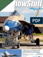 Air Show Stuff Magazine - Nov 2009