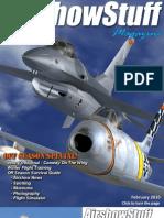 Air Show Stuff Magazine - Feb 2010