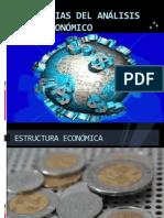 CATEGORIAS DEL ANÁLISIS SOCIOECONÓMICO