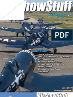 Air Show Stuff Magazine - Jun 2010