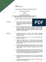 Thn 1999 - SKEP 293 - SKP Petugas Penanganan Pengangkutan Bahan Dan Atau Barang Berbahaya Dengan Pesawat Udara