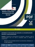 Diapositivas Modulo II Profordems-uac- Sesion Viii