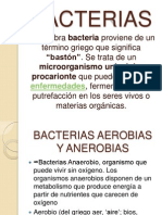 bacterias periodontales