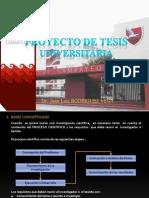 Proyecto de Tesis Udl
