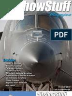 Air Show Stuff Magazine - Oct 2010