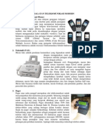 10 Peralatan Telekomunikasi Modern