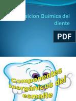 quimica de los dientes
