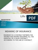 lifeinsuranceppt-111228072540-phpapp01