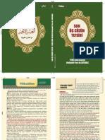 Son Üç Cüzün Tefsiri ile Müslümanı İlgilendiren Temel Bilgiler