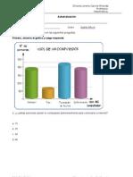 Auto Evaluación Datos y Azar