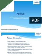 Auctus Connect Profile