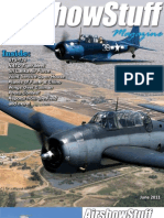 Air Show Stuff Magazine - Jun 2011