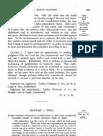Hannah v Peel  (1945) - [1945] K.B. 509
