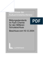 2004 12 16 Bildungsstandards Chemie